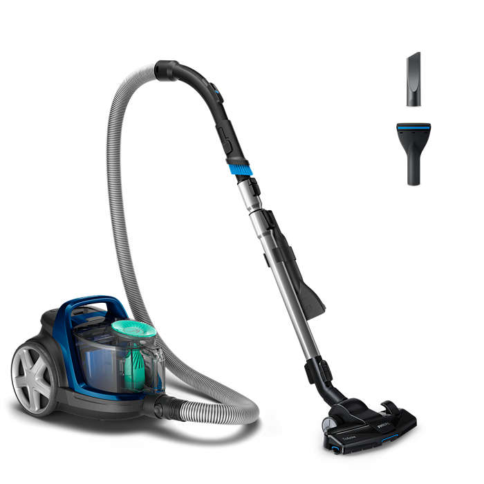 Advanced PowerCyclone 7 for thorough cleaning