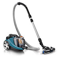 PowerPro Expert Bagless Cylinder Vacuum Cleaner, Anti-Allergen