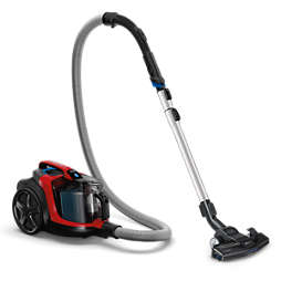 7000 series Bagless vacuum cleaner