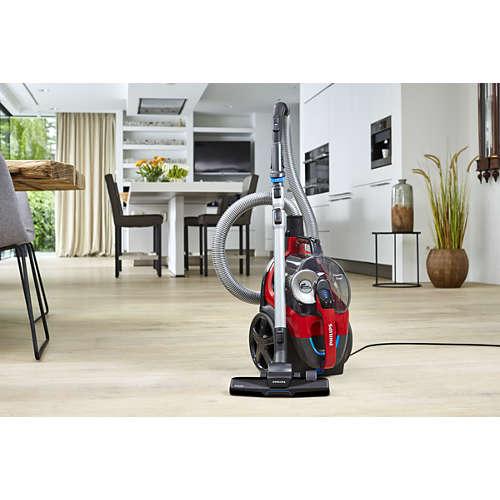 PowerPro Expert Poseløs støvsuger