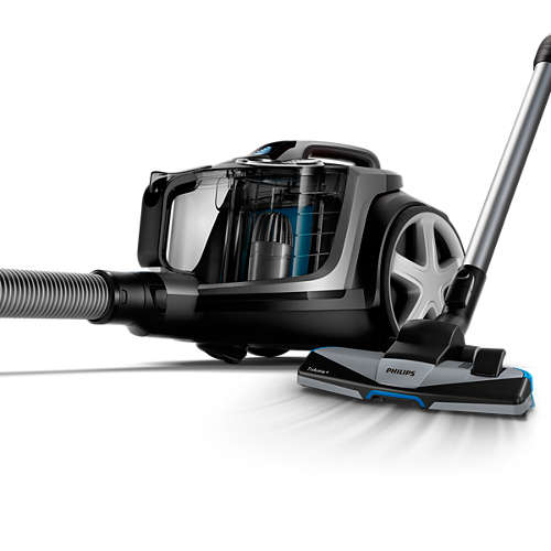 PowerPro Expert Bagless vacuum cleaner