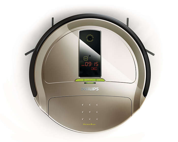 Il robot che pulisce i tuoi pavimenti tutti i giorni