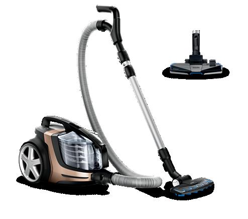 PowerPro Ultimate Bagless Vacuum Cleaner FC9912 61