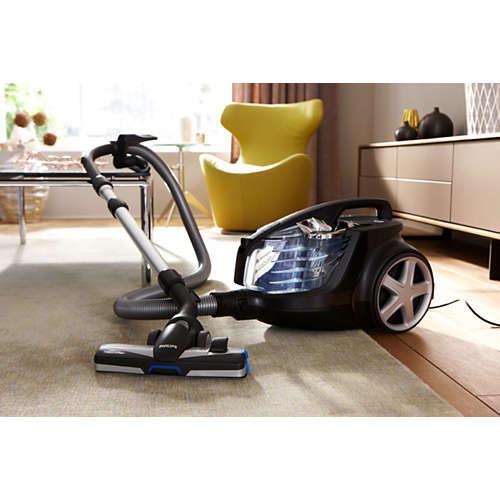 PowerPro Ultimate Aspirateur sans sac