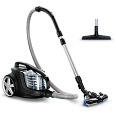 FC9920/69 -   PowerPro Ultimate Bagless Cylinder Vacuum Cleaner, Anti-Allergen