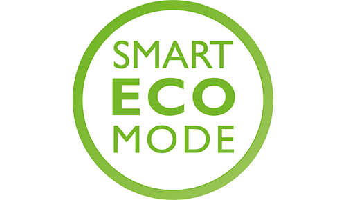 Energy saving Smart ECO mode