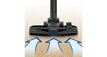 TriActive-mondstuk met een unieke 3-in-1-werking