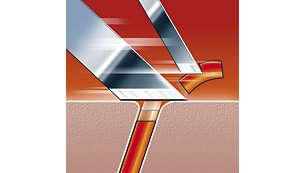 Super Lift & Cut®-teknologi