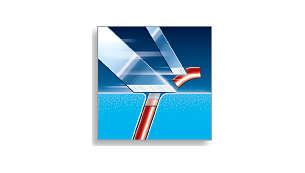 Super Lift&Cut-teknologi