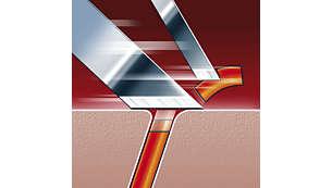 Super Lift & Cut technology