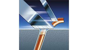 超級雙刀鋒設計技術