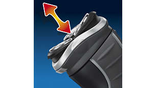 Reflex Action 3D 立體彈性貼面系統