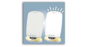Light intensity dimmer