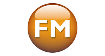 Digital FM-radio