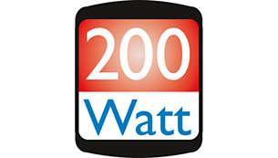 200 Watt infrared halogen lamp