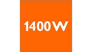 1400 W moči