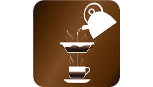 Sistem Boil & Brew pentru aromă şi gust perfecte
