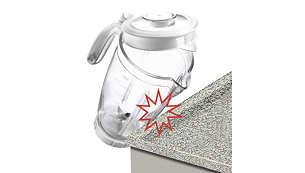 Break-resistant jar