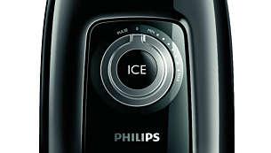 Tlačítko drcení ledu