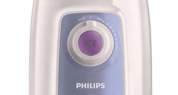 Botão para triturar gelo