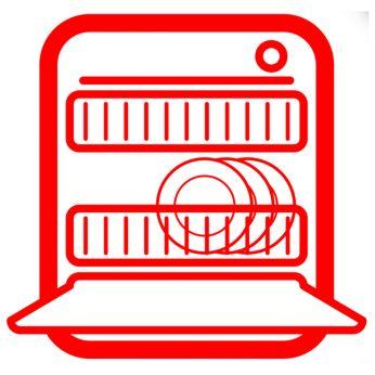 Насадки можно мыть в посудомоечной машине