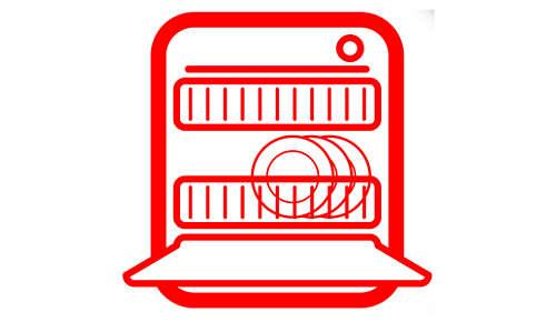 Accessori lavabili in lavastoviglie
