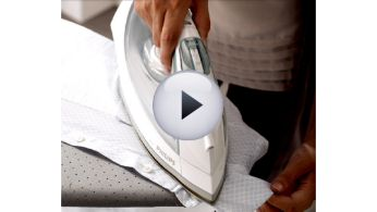 Pointed tip for ironing tricky areas