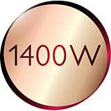 1400 W