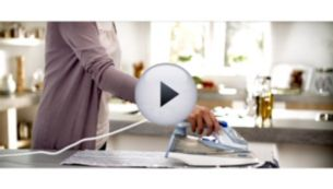 Подошва SteamGlide — улучшенная подошва от Philips
