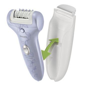 Applicateur de froid intégré avec tête pivotante