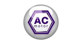 Professzionális AC-motor az akár 50%-kal hosszabb élettartam érdekében