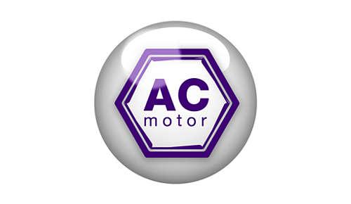 Professioneller AC-Motor für 50% längere Lebensdauer
