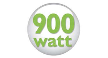 900 Watt motor