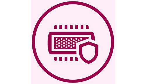 Veilig scheersysteem voor een ultieme huidbescherming