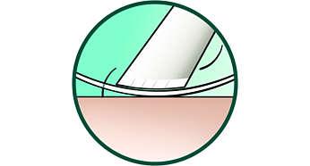 Système de rasage sûr pour une protection ultime de la peau