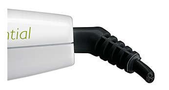Roteşte cablul pentru a preveni încurcarea