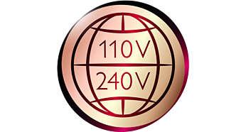 國際電壓全世界皆適用