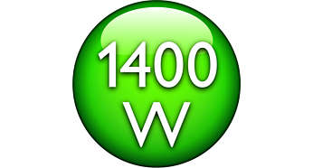 1400W