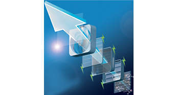 6-traps luchtzuiveringssysteem voor schone en frisse lucht