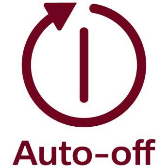 Arrêt automatique immédiat offrant sécurité et économies d'énergie
