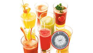 Más zumo gracias a su exclusivo filtro de micromalla