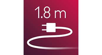 Kabel daya 1,8 m