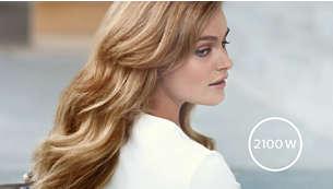 Profesional de 2100W para resultados de peluquería perfectos