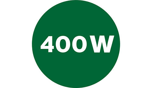 Potente motore da 400 W