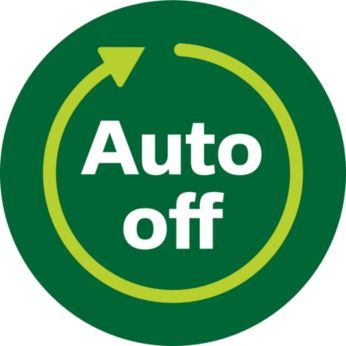 Apagado automático por falta de agua