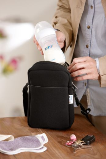 Designed to hold Avent Bottles, VIA and Magic Cups