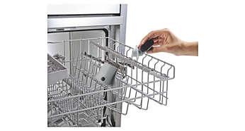 Быстросъемная насадка, пригодна для мытья в посудомоечной машине