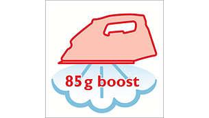 Парен удар до 85 г за най-упоритите гънки