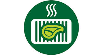 Високотемпературна плоча за печене запечатва целия вкус и аромат