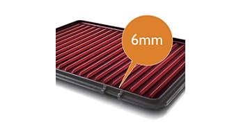 Le piastre del grill più spesse rimangono calde anche con gli alimenti congelati
